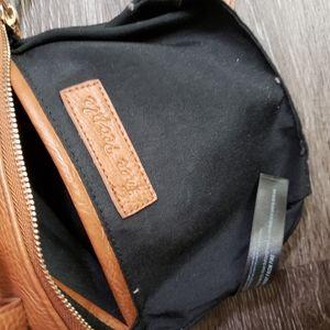 Free People Bags - Free People Cognac Crossbody Mini Purse